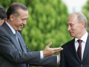 Путин собирается посетить Турцию