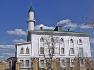 В украинском Луганске открылась Соборная мечеть