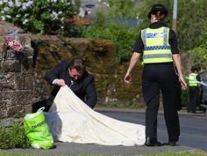 Обезумевший британский таксист расстрелял более 20 человек