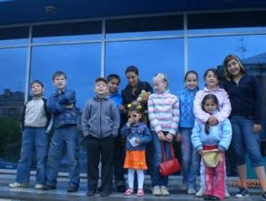 Детские улыбки — главная радость для мусульман г. Первоуральска