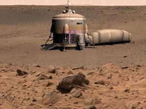 На Марсе могут появиться мусульмане