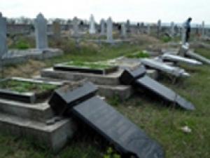 В Челябинской области разгромлено мусульманское кладбище