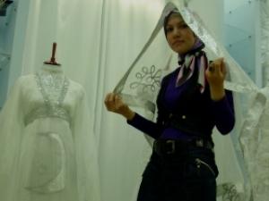 В Казани  открылся свадебный салон для мусульманок