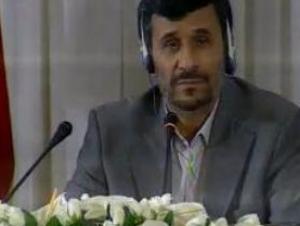Ахмадинежад: Иран не сядет за стол переговоров в случае санкций