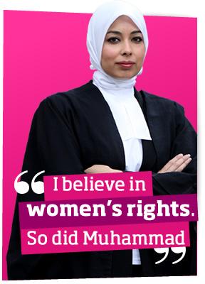 Британцев вдохновят исламом