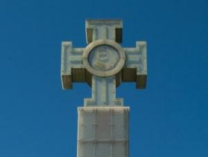 """Эстонский """"крест свободы"""" стал опасен для жизни"""