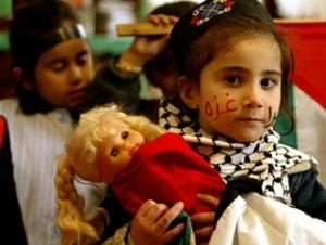 """Фонд """"Солидарность"""" берет под опеку сирот из Палестины"""