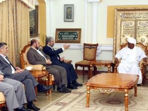 ХАМАС провел переговоры с президентом Судана