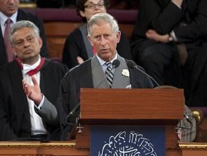 Ислам больше других религий ратует за охрану природы — принц Чарльз