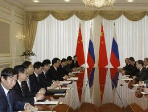 Заседание ШОС в Ташкенте началось со встречи в узком кругу