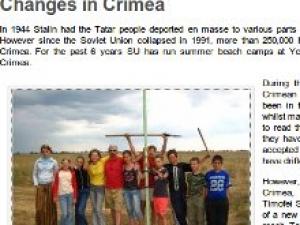"""Баптисты """"Союза священного писания Британии и Ирландии"""", развернувшие свою деятельность в Крыму,  поставили перед собой цель обратить крымских татар в христианство"""