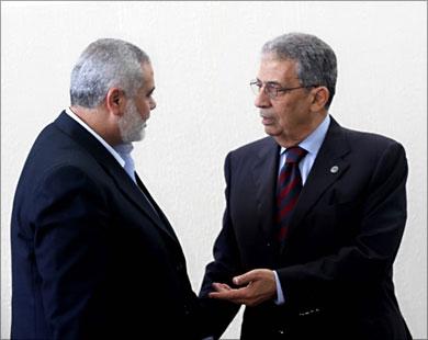 Глава ЛАГ впервые посетил Газу