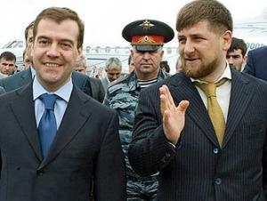 Медведев пообещал Чечне помощь в развитии