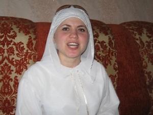 Российский хиджаб под знаком женской солидарности