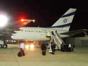 Россия отказывается впускать вооруженных израильских охранников