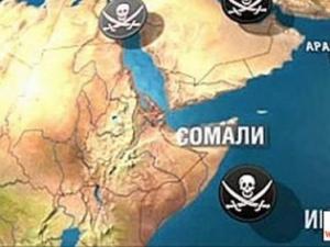 Евросоюз пиратствует у берегов Сомали