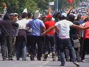 В Ош возбуждено 90 уголовных дел против участников беспорядков