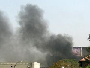 Кровавое нападение на штаб-квартиру госбезопасности в Адене