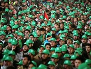 Кепка с надписью «ХАМАС»