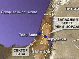 Израиль не пустил немецкого министра в блокадный сектор Газа