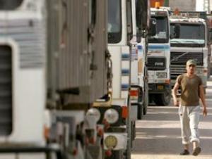 Жители Газы требуют открытия пропускного пункта Карни