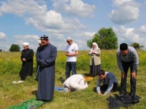 Спустя более пяти веков на месте средневекового города Афкула вновь зазвучал азан