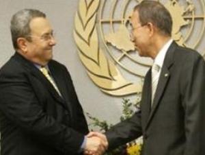 """Тель-Авив просит ООН отложить расследование атаки на """"Флотилию свободы"""""""