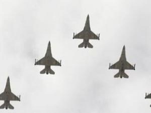 Израильские самолёты совершили очередной налёт на Газу