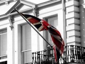 Посольство Британии прекратило выдачу виз израильтянам