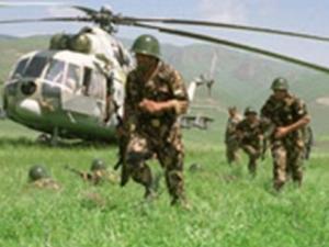 США будут тренировать таджикских военных