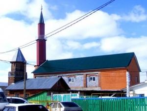 В Тюмени заработала новая мечеть