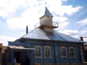 Башкирско-татарская мечеть отметила свой первый юбилей