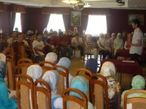 Фестиваль в Татарстане собрал молодых мусульман из 30 регионов