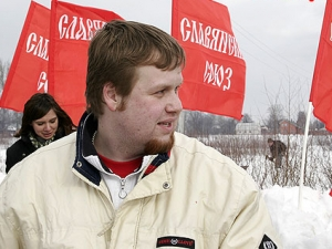 Демушкин объявил о роспуске «Славянского союза»