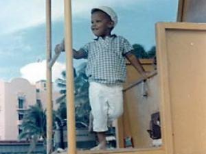 Когда Барак был маленький…