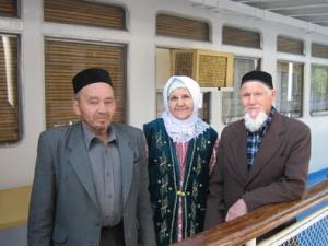 На теплоходе к истокам Ислама