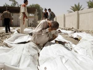 Ирак: смертник взорвался около толпы паломников, погибли 33 человека