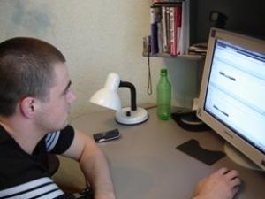 """В поисках отца уральцу помог интернет. Фото: газета """"Городской вестник"""""""