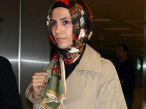 Дочь турецкого лидера Сумейе Эрдоган