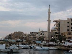 Тартус - город в Сирии станет базой ВМС РФ