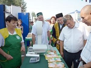 В выставке участвуют 13 производителей со всего Башкортостана, а также гости из Челябинской и Белгородской областей.