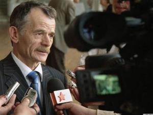 Мустафа Джамилев - председатель крымско-татарского парламента - Меджлиса