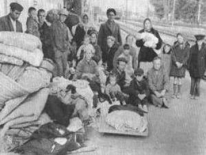 Сталинская депортация стала настоящей трагедией для чеченского народа