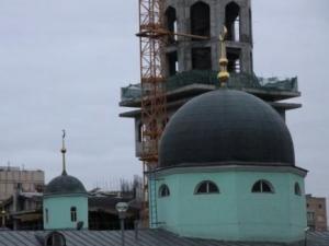 Ураза-байрам в Московской соборной мечети. Фоторепортаж