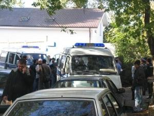 Милиция провела рейд в мусульманском молельном помещении в Москве