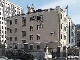 Личная квартира Алмаза Файзуллина