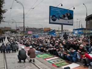Мусульмане обратились к Дмитрию Медведеву с просьбой оказать содействие в строительстве мечетей