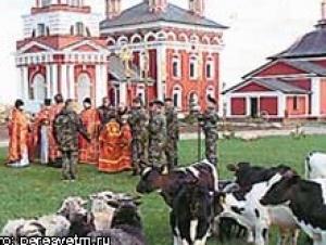 Монастырь обвиняют в издевательствах над детьми