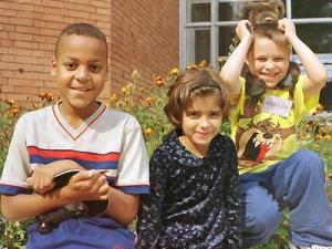 Кавказская молодежь помогает сиротам Ивановского детдома