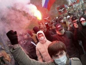 Московские власти разрешили националистам массово пройтись по городу